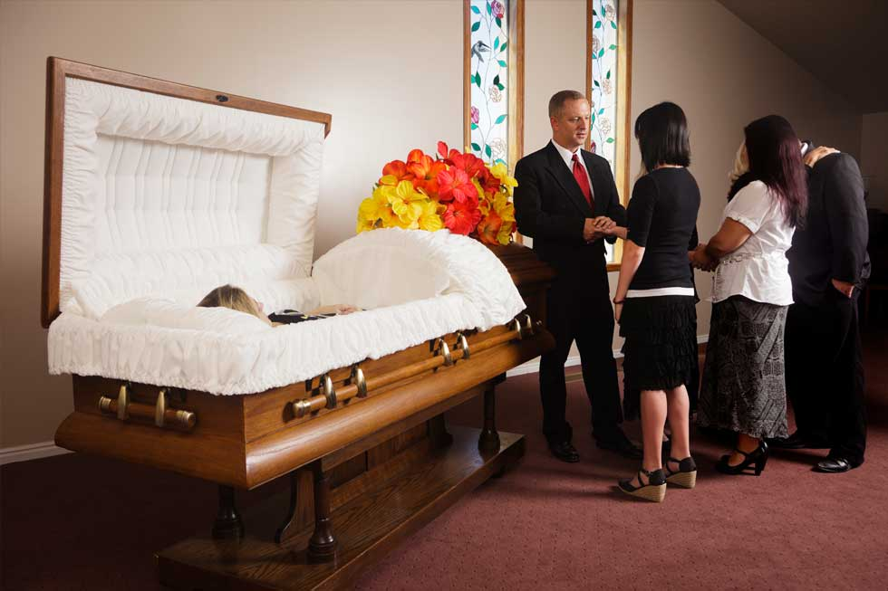 funeral management